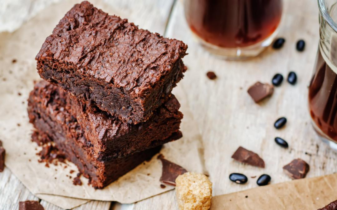 Recette #2 – Brownies à la farine de teff