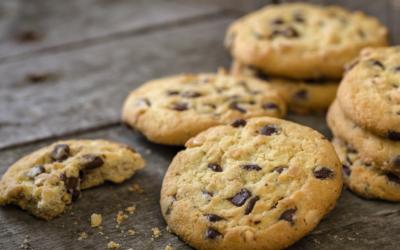 Recette #3 – Cookies à la farine de teff